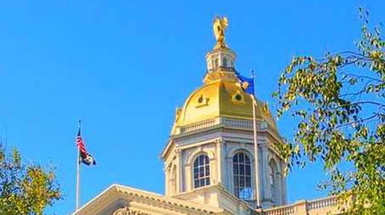 Get Involved State House