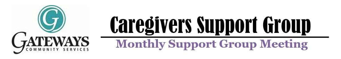 Caregiver Support Group Logo